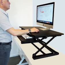 Stand Or Sit Desk by Xec Fit Adjustable Height Convertible Sit To Stand Up Desk Laptop