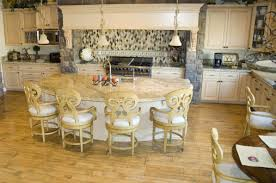 kitchen round kitchen island satiating u201a pleasant round kitchen