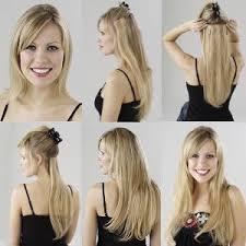 clip in hair extensions for hair human hair clip in hair extensions