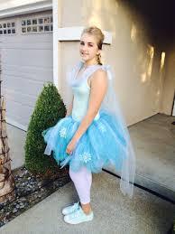 elsa halloween costume teen