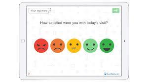 patient satisfaction survey template quicktapsurvey youtube