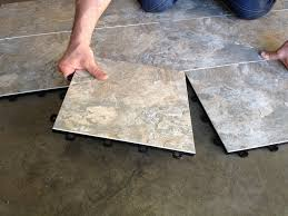 slate look flooring interlocking basement floor tiles made in usa