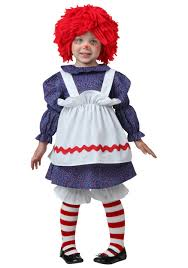 wendy the good witch costume toddler little rag doll costume