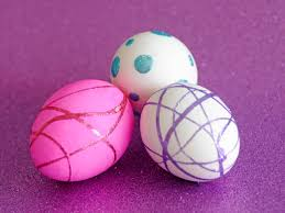 15 easter egg decorating ideas that go beyond dye hgtv u0027s
