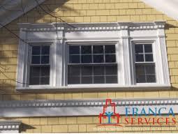 Decorative Exterior House Trim Decorative Pvc Trim Enhancements Complement Any Exterior Siding
