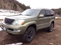 lexus gx470 for sale az those who have converted the air suspension please chime in