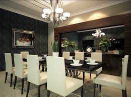 Dining Room Interior Designs by Dining Room Modern Dining Room Decors That Serve Elegant Touch