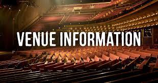ryman seating map venue information