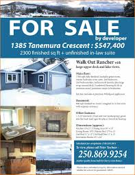 7 house for sale flyer job resumes word