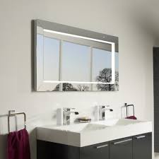 exclusive large illuminated bathroom mirror mirrors for bathrooms