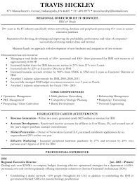 Sample Executive Director Resume Professionally Written Resume Samples Rwd