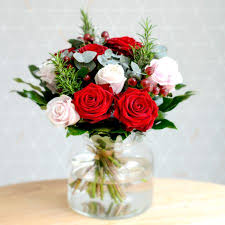 Red Rose Bouquet Love Lovers Lane Red Rose Bouquet Flower Studio Shop