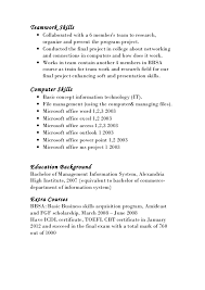 List Computer Skills Resume Switching Career Cover Letter How To Write Registered Dietitian On