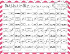 winter find a fact multiplication games math fact practice