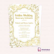vow renewal wording 50th wedding anniversary invitations in spanish lake side corrals