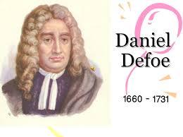 daniel defoe biography study literature online is created for