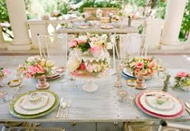 tea party tables go shabby chic an afternoon tea party with the bridesmaids