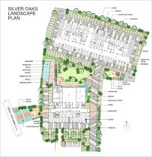 Landscape Floor Plan by Silver Oaks
