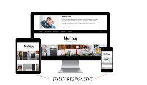 best free and premium blogging templates wordpress