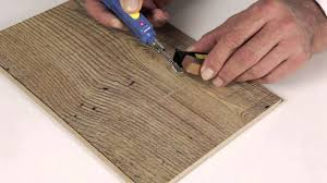 Removing Scratches From Laminate Flooring How To Use The New Quick Step Repair Kit Youtube