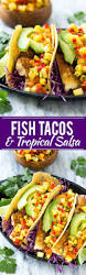Healthy Fish Dinner Ideas Best 25 Healthy Fish Tacos Ideas On Pinterest Grilled Fish