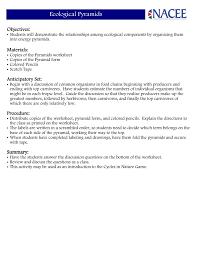 Proof Reading Worksheets Ecological Pyramids Worksheet Worksheets For Dropwin