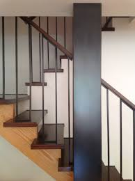 L Shaped Stairs Design Types Of Stairs Capital Craftsmencapital Craftsmen