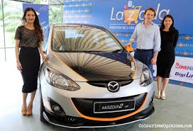 brand mazda lazada is giving away a mazda 2 u0026 more colourlessopinions com