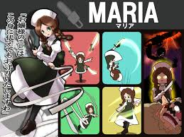 Meme Cartoon Maker - maria from mad father join the battle rpg maker games know your
