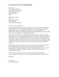 wealth management cover letter sample guamreview com
