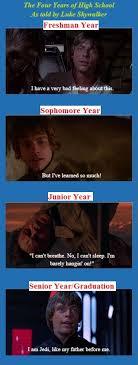 High School Freshman Memes - also applies to the 4 semesters of nursing school