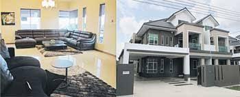 Semi Detached Home Design News Ameflex Offers Quality Cosy Homes In Regency Park U2013 Borneopost