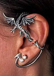 left side earring diamond earrings single earring in left ear