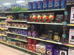 Easter Decorations Asda by How Many Easter Eggs Are Left On The Shelves In Liverpool U0027s