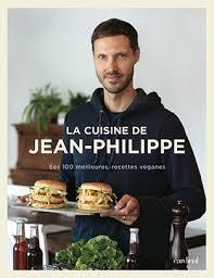 livre de cuisine végane de jean philippe the buddhist chef