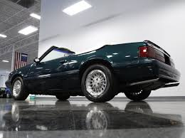 1990 ford mustang lx convertible 2 door