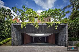 Secret Garden Wall by Secret Garden House Luxury Residence U2013 Bukit Timah Singapore