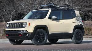 2015 Jeep Renegade Desert Hawk Review Top Speed