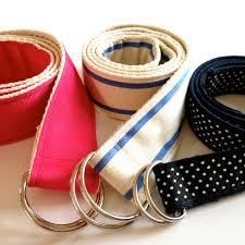 ribbon belts make diy ribbon belts