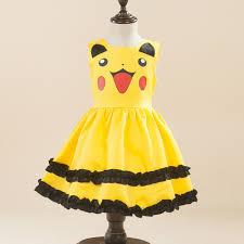 Pokemon Halloween Costumes Girls Buy Wholesale Pokemon Costume Pattern China Pokemon