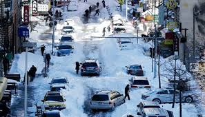 Worst Blizzard In History by Five Worst Snowstorms In New York City History Zee News