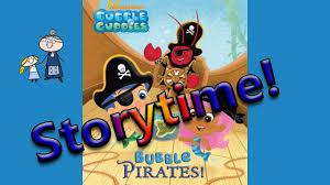 bubble guppies bubble pirates story bedtime story