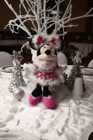 minnie mouse table set minnie mouse in winter wonderland bling winter minnie mouse custom