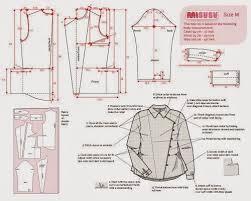 shirt pattern cutting pdf sewtawdry february 2015