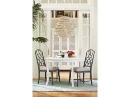 paula deen dining room set paula deen bluffton keeping room table with bamboo inspired trim