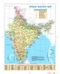East Coast Time Zone Map by Railway Maps