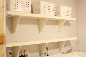 Corbels For Shelves Iheart Organizing Laundry Land Part 2
