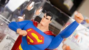 animated superman series toys deserves