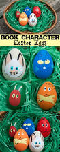 cute children u0027s book character easter egg decor