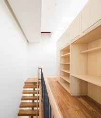 jeff jordan adds light and storage to jersey city home using pine